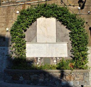 Monumenti ai Caduti di Vernazza