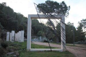 Monumento a Grazia Deledda - 1 di 2