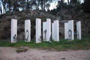 Monumento a Grazia Deledda - 2 di 2