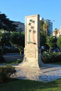 Monumento agli Aviatori della Provincia di La Spezia Caduti per la Patria