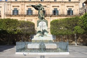 Monumento ai Caduti nella Grande Guerra