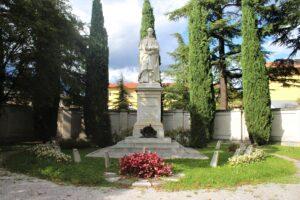 Monumento di Antonio Rosmini