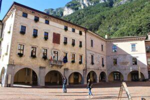 Municipio di Riva del Garda - fronte