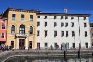 Municipio di Riva del Garda - retro