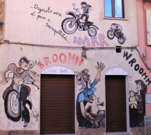 Murales di Orgosolo - 009