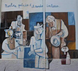 Murales di Orgosolo - 027