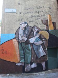 Murales di Orgosolo - 034