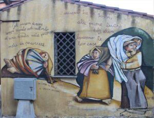 Murales di Orgosolo - 036