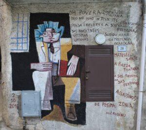 Murales di Orgosolo - 037