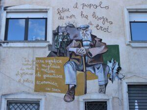 Murales di Orgosolo - 043