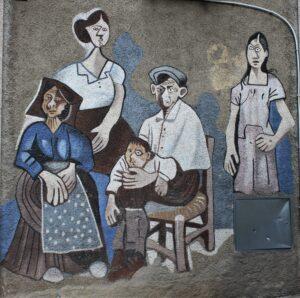 Murales di Orgosolo - 049