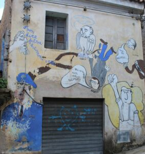 Murales di Orgosolo - 055