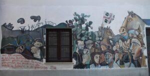 Murales di Orgosolo - 057