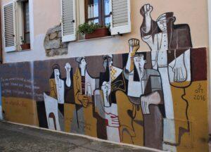 Murales di Orgosolo - 058