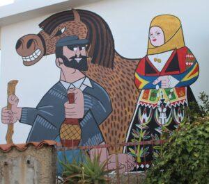 Murales di Orgosolo - 072
