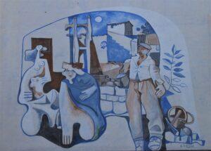 Murales di Orgosolo - 076