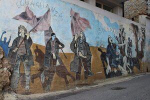 Murales di Orgosolo - 088