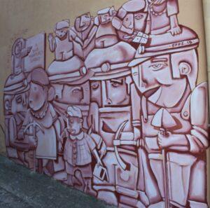 Murales di Orgosolo - 092