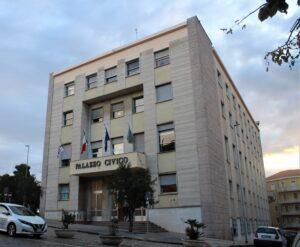 Palazzo Civico - lato Comune