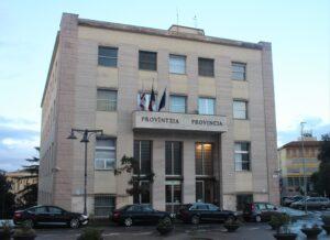 Palazzo Civico - lato Provincia