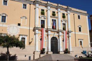 Palazzo degli Scolopi - dettaglio