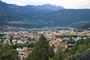 Panoramica di Rovereto