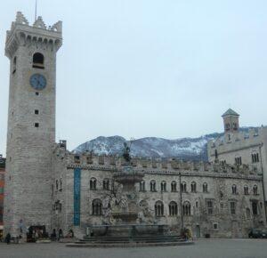Piazza Duomo - scorcio