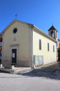 Piccola Chiesa in Via Canale Mancini