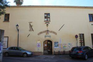 Pinacoteca Carlo Contini - ingresso