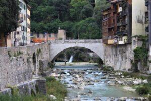 Ponte Forbato e Torrente Leno