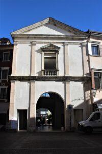Porta San Giuseppe - interno