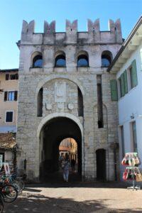 Porta San Marco - esterno