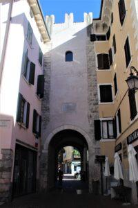 Porta San Marco - interno