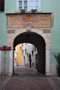 Porta San Marco - lato A