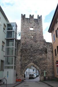 Porta Santa Margherita