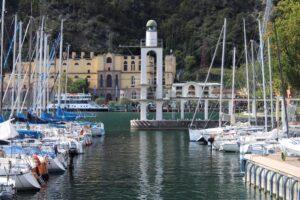 Riva del Garda - porticciolo