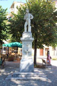 Statua di Giuseppe Garibaldi