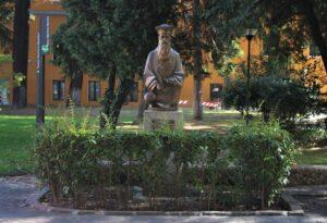 Statua di Martino Martini