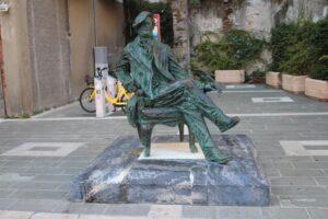 Statua di Richard Wagner