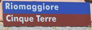 Stazione di Riomaggiore