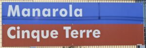 Stazione di Manarola
