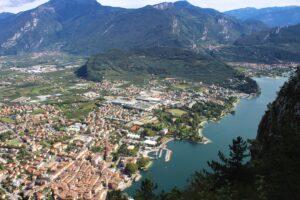 Versante Trentino del Lago di Garda