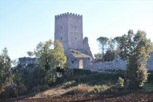 Vista della Mura Megalitiche di Civita Vecchia