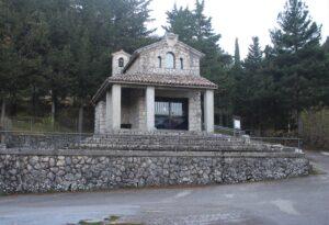 Cappella delle Apparizioni - dettaglio