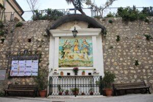 Edicola Sacra dei Santi Nicandro, Daria E Marciano