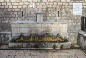 Fontana Quattro Cannelle