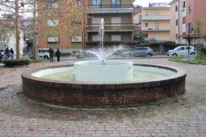 Fontana del Giardino dei Giovani Ricercatori