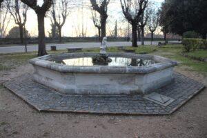 Fontana del parco La Passeggiata