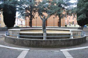 Fontana di Piazza Ferdinando Veneziale