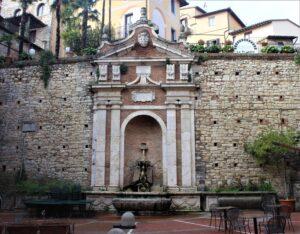 Fonte Cesia - panoramica